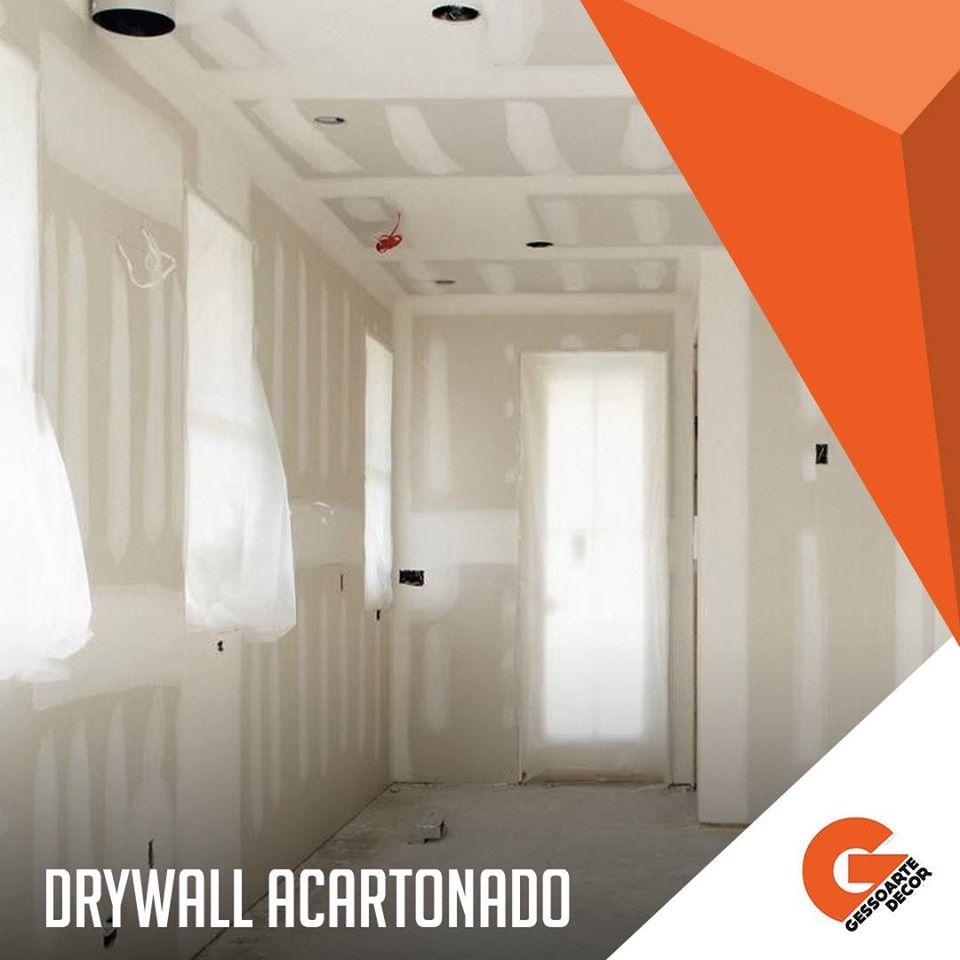 Parede Em Drywall